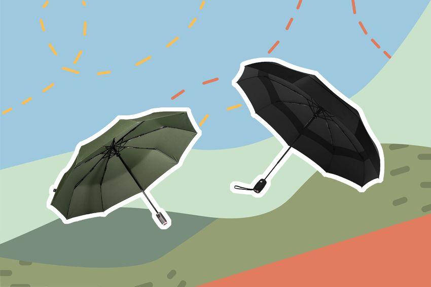 Best Travel Umbrellas