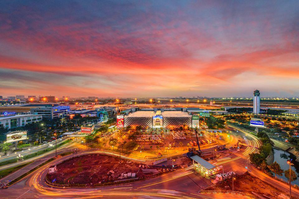 Tan Son Nhat International Airport, Vietnam