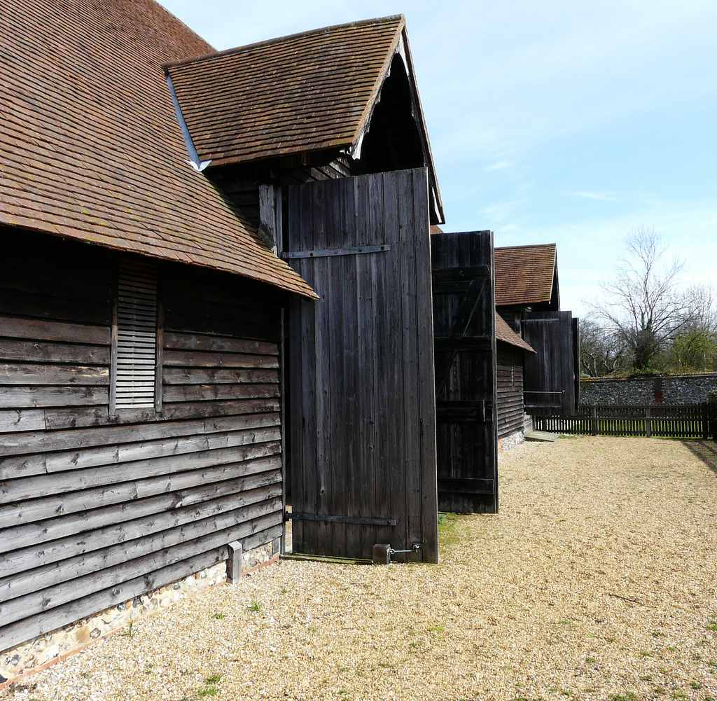 Prior's Hall Barn Widdington