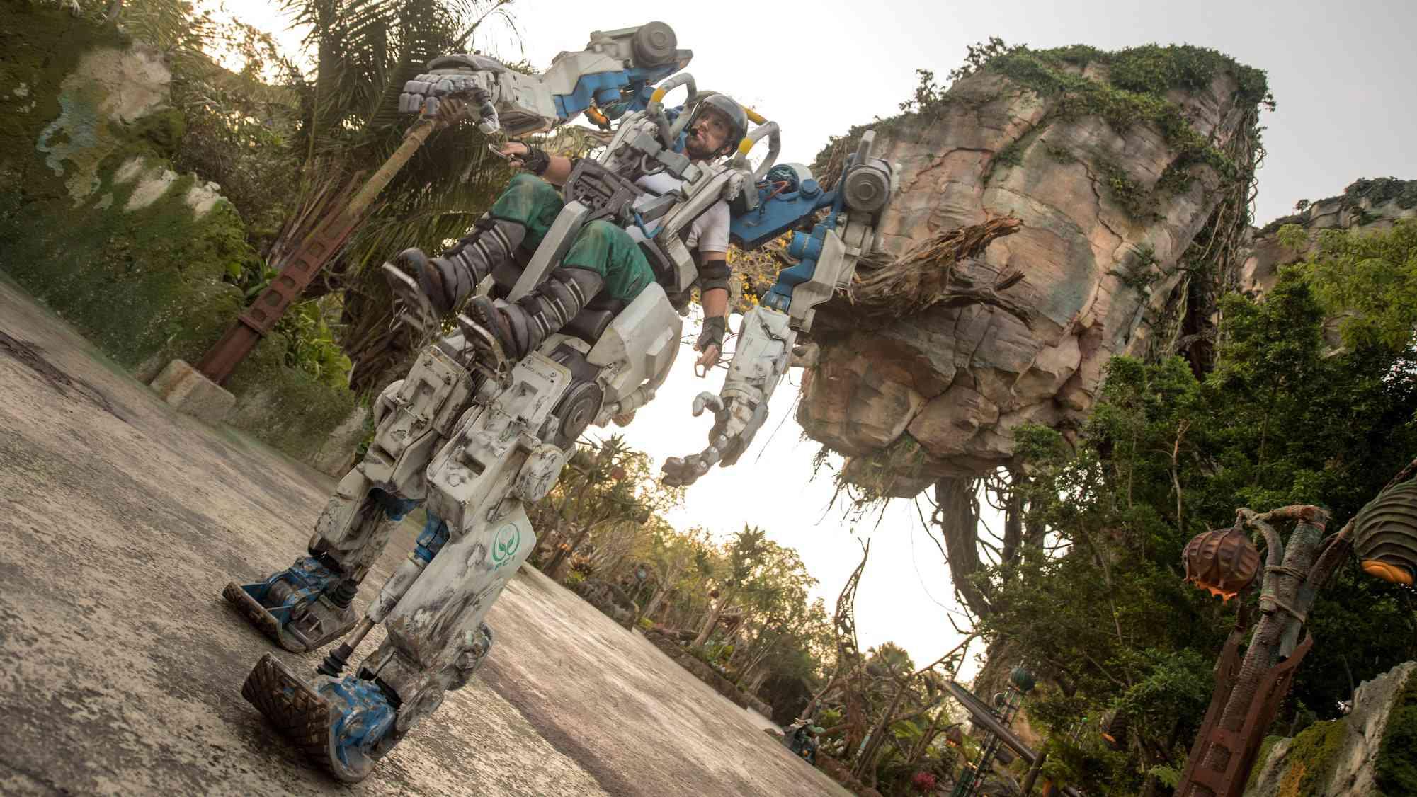 Disney Pandora Interactive plant