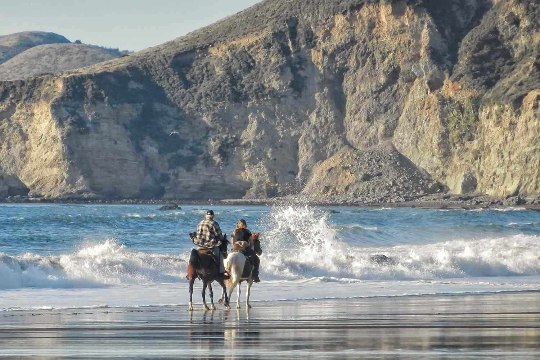 Horseback Riding at Point Reyes