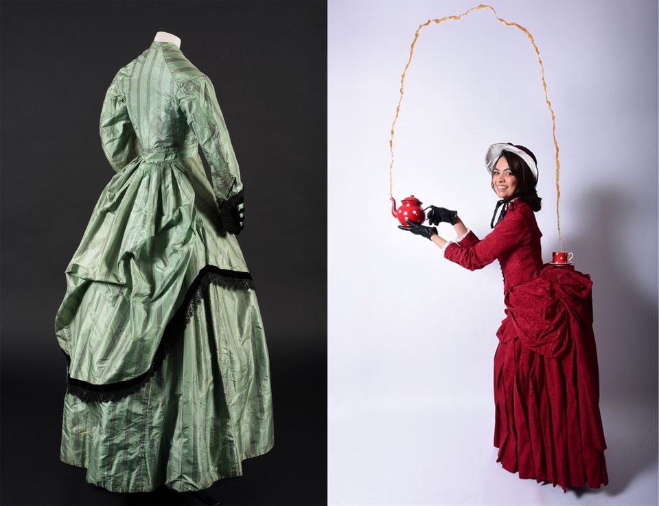 Killer Fashion at York Castle Museum