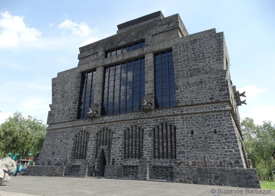 Anahua calli Museum