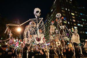 44th Annual Village Halloween Parade