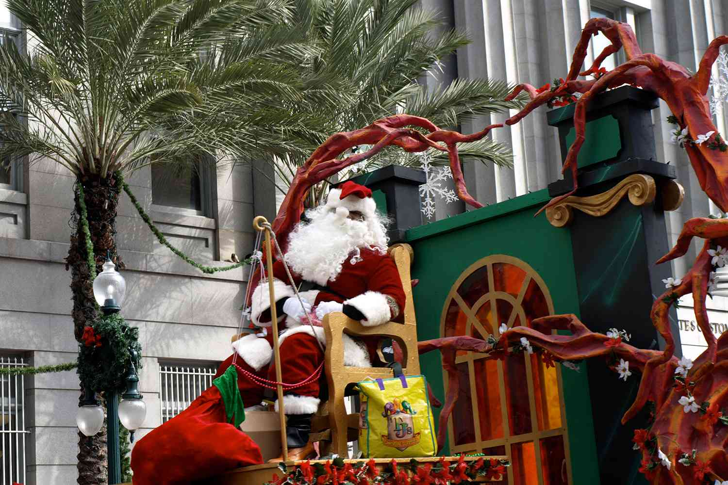 New Orleans Christmas.Things To Do For Christmas In New Orleans