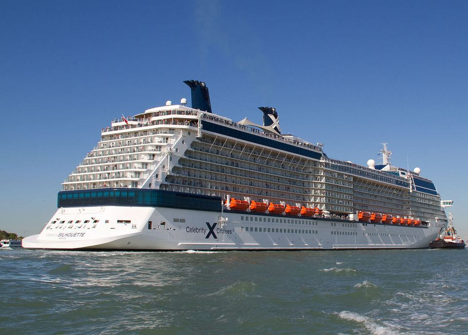 Celebrity Silhouette Cruise Ship