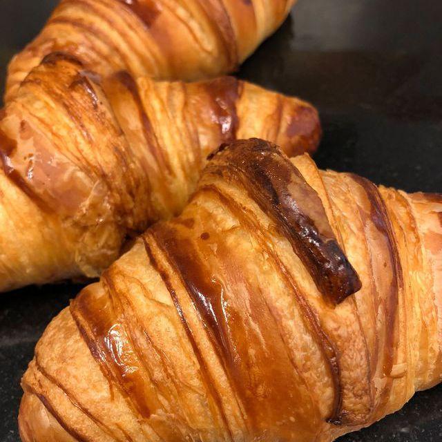 The all-butter croissant from Maison Pichard, Paris