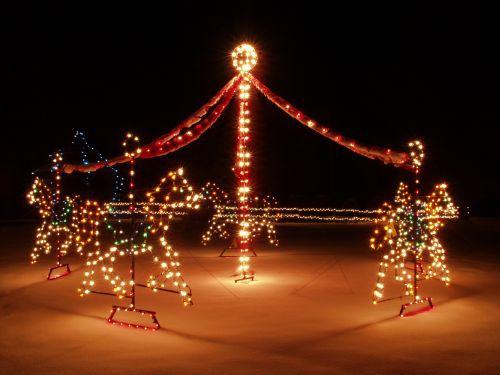 Merry Christmas Lights.Winter Festival Of Lights Watkins Regional Park Md