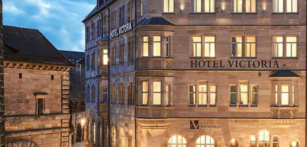 Boutique Hotel Victoria in Nuremberg