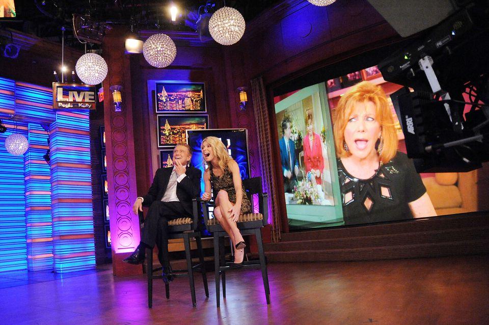 Regis Philbin's Final Show Of 'Live! With Regis & Kelly'