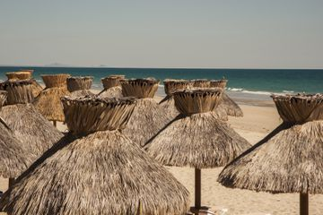 Rocky Point Beach Umbrellas