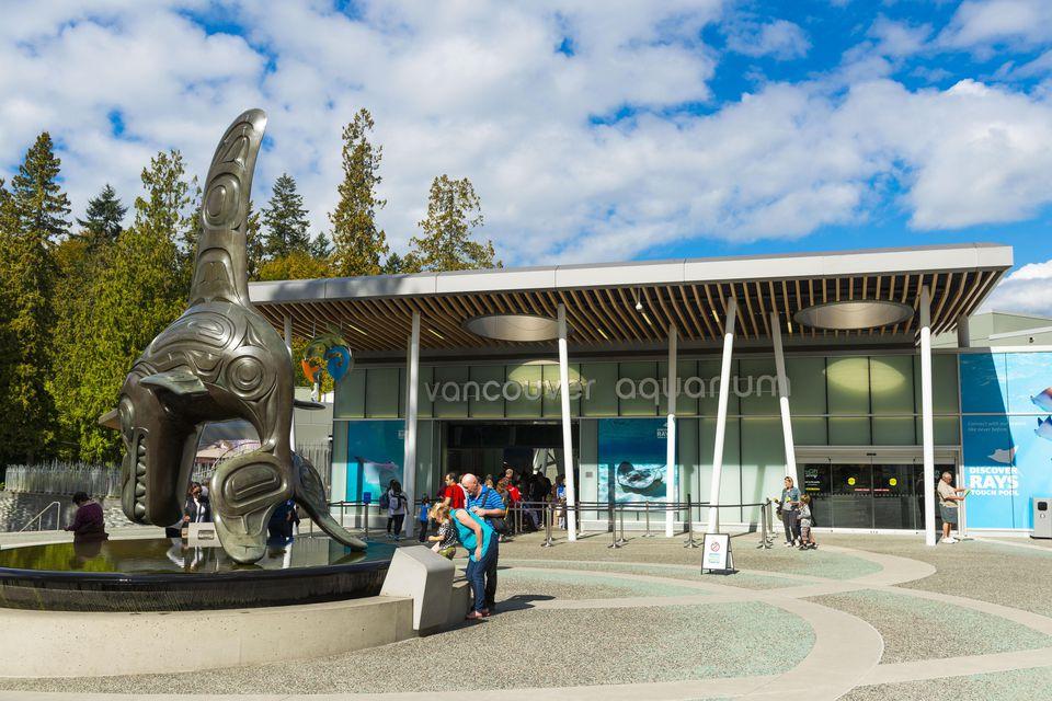 Vancouver Aquarium, Stanley Park