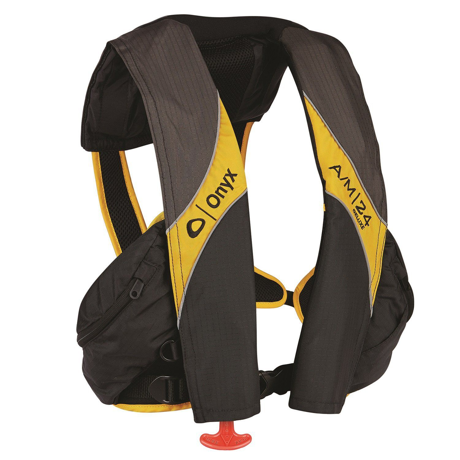 New Rapid Inflatable Life Jacket Life Vest for Adults Children 200 Pounds