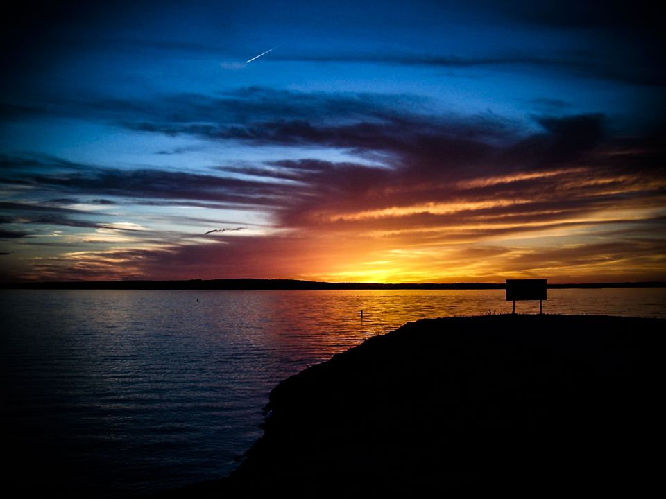 Toldedo Bend Sunset