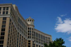 The Bellagio hotel