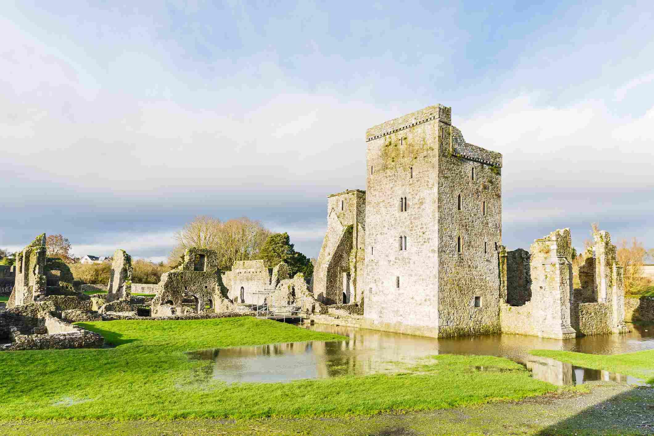 Kells Priory Ireland