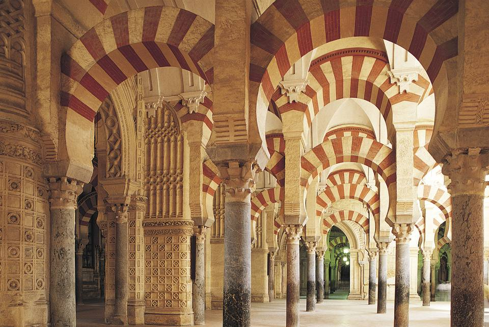 Cordoba's Mezquita from the inside