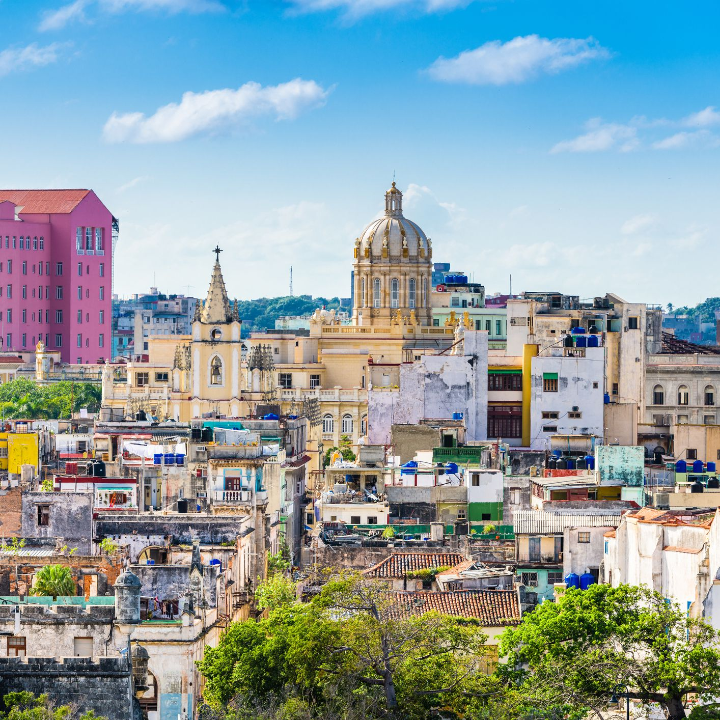 Weather in Cuba: Climate, Seasons, and Average Monthly Temperature
