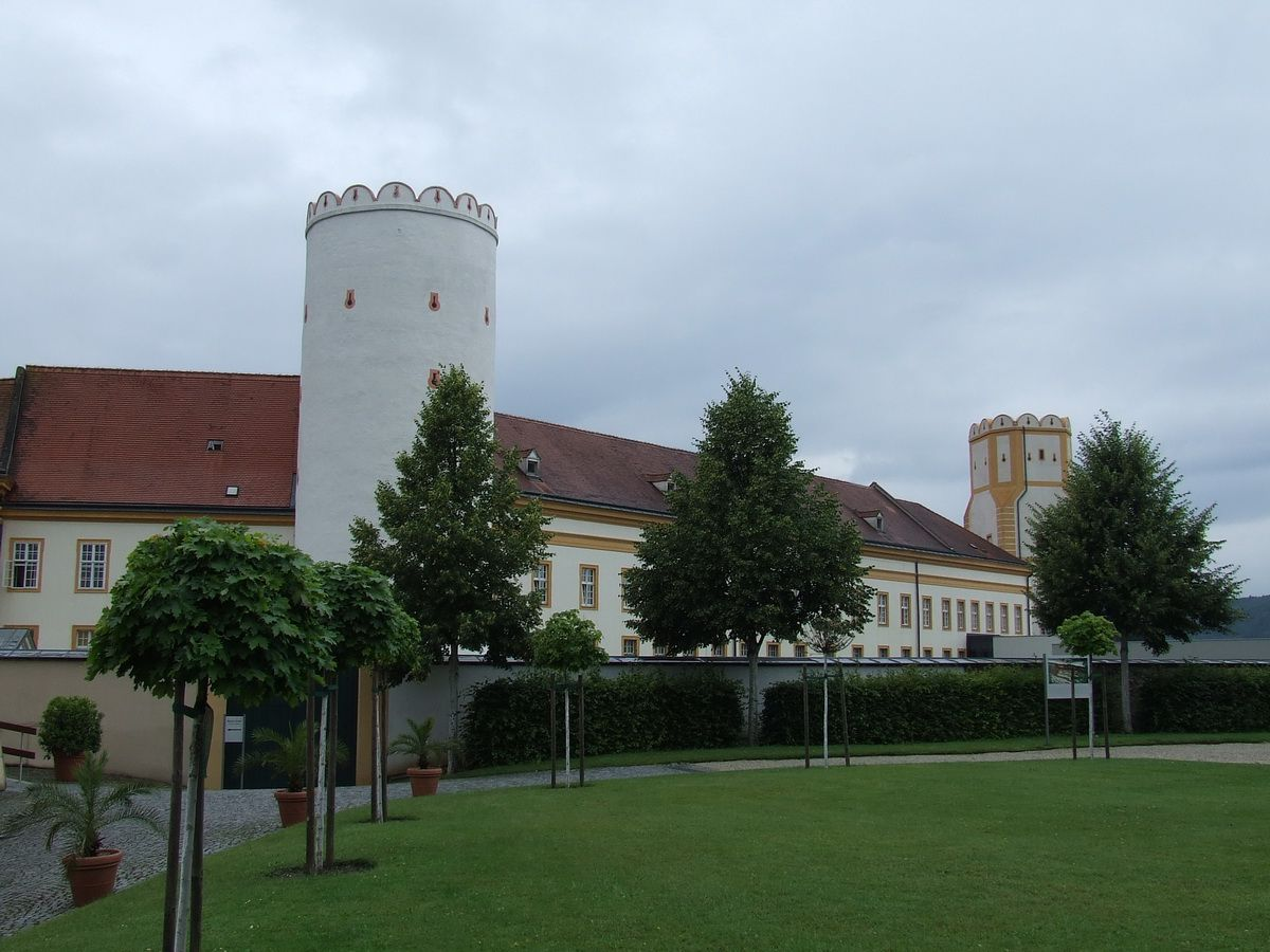 Melk Abbey Grounds