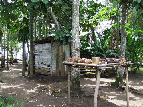 BilBil Village near Madang, Papua New Guinea (PNG)