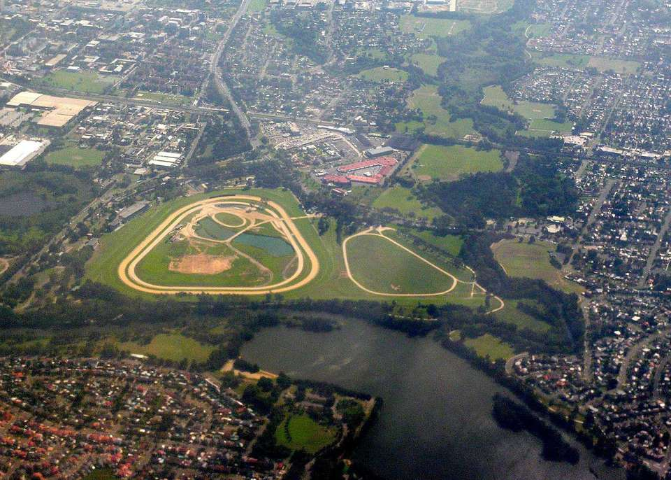Warwick Farm Racecourse Address
