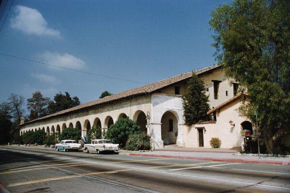 Misión de San Fernando en Los Ángeles, CA