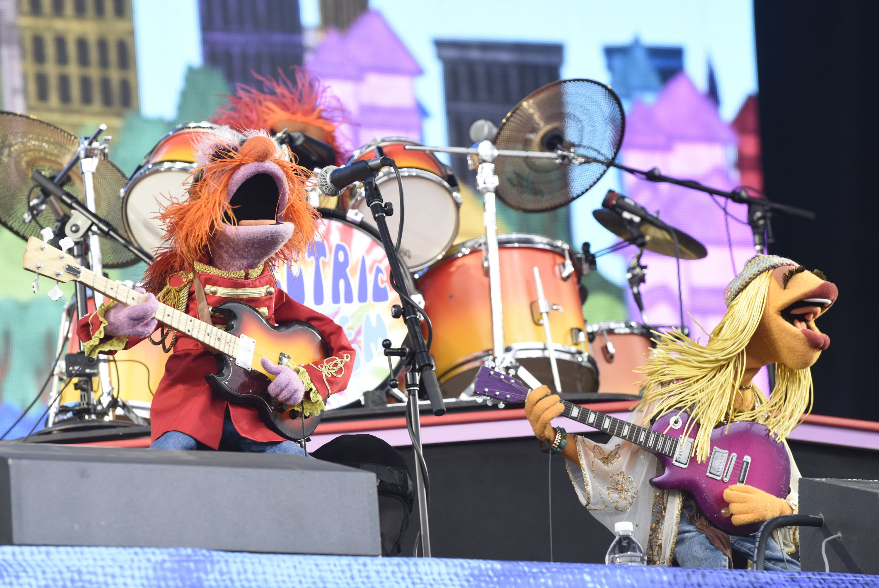 Dr. Teeth and the Electric Mayhem at Outside Lands