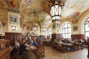 Hofbräuhaus in Munich