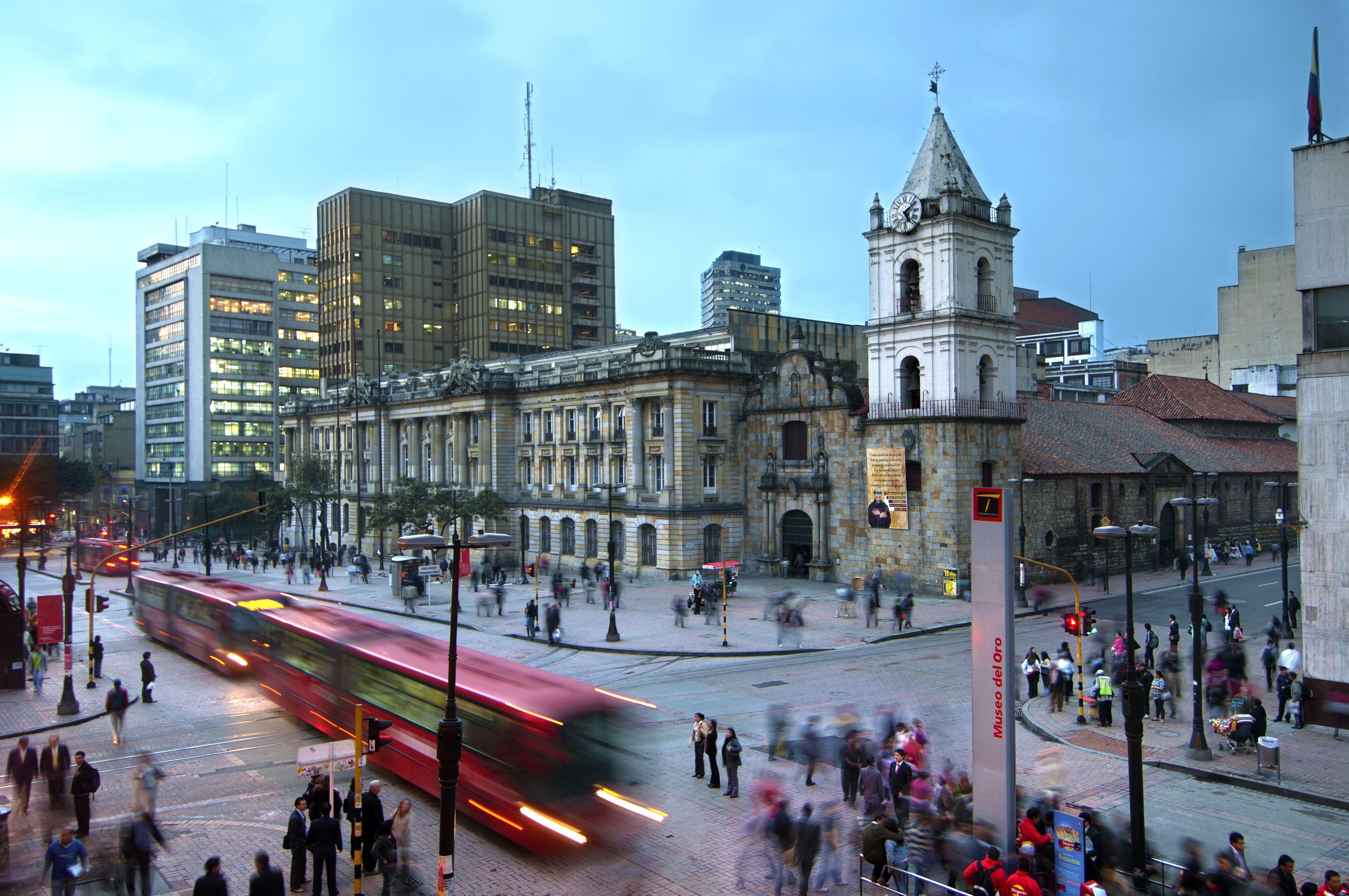 Top 5 Popular Cities in Colombia