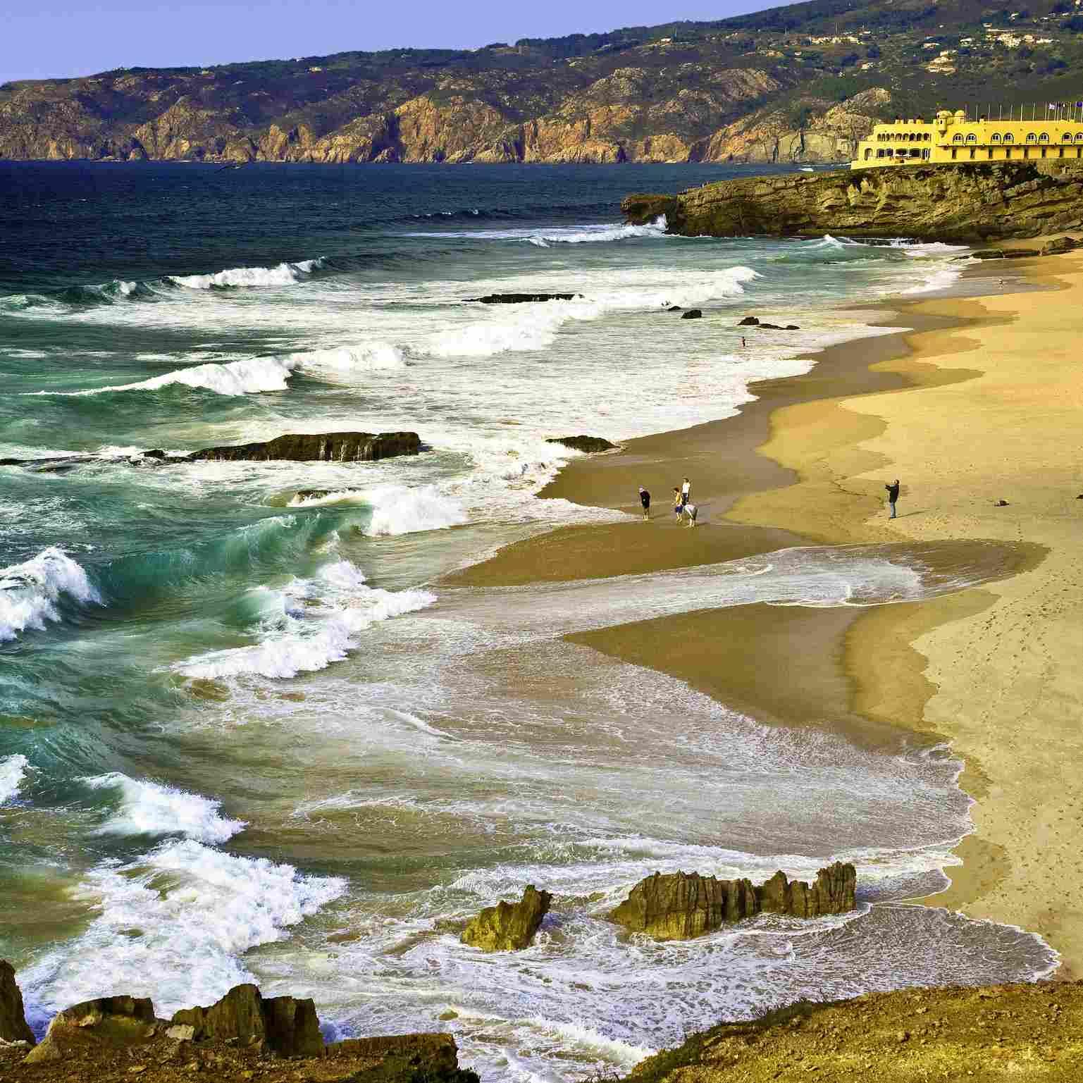 Praia do Cresmina