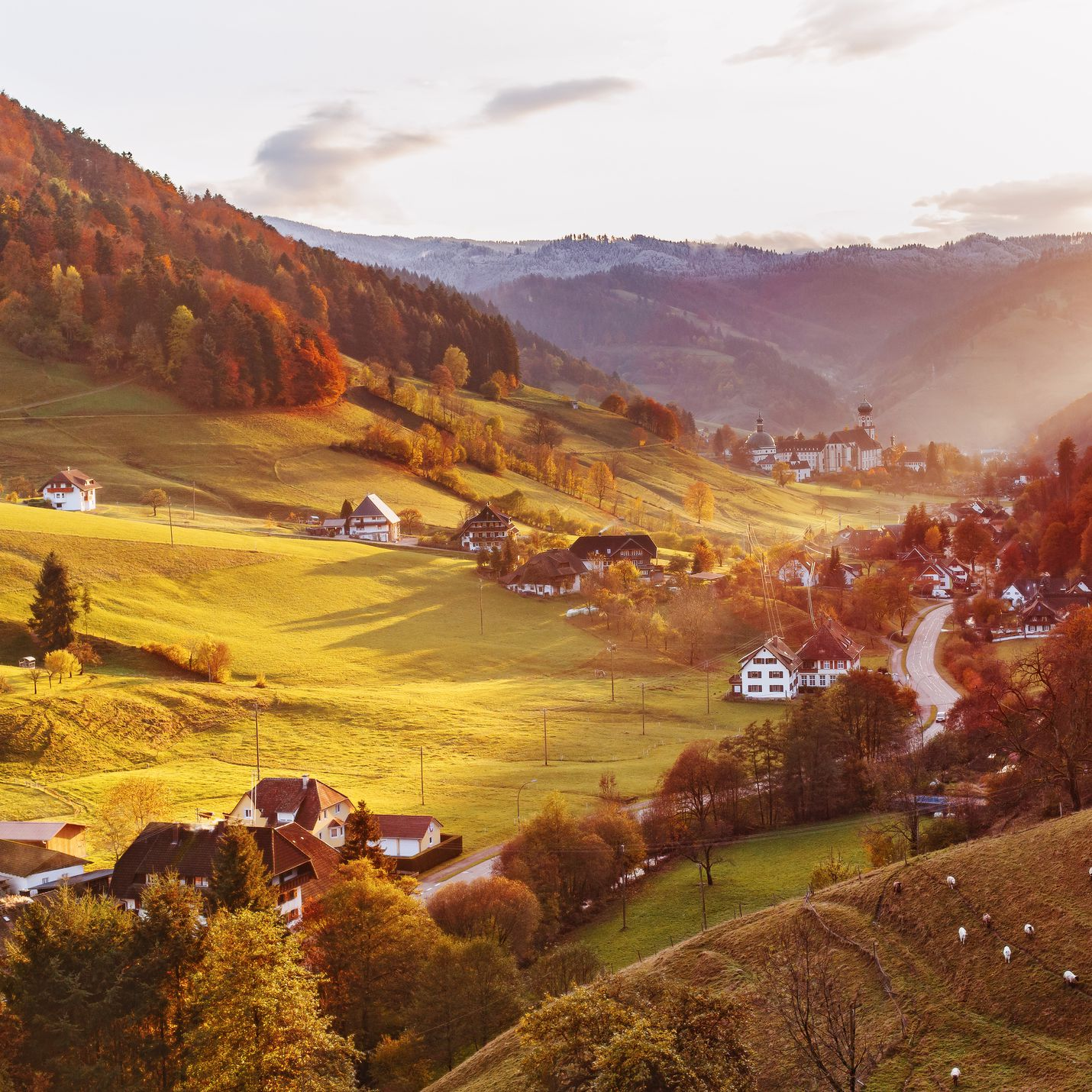 September in Germany: Weather, What to Pack, and What to See