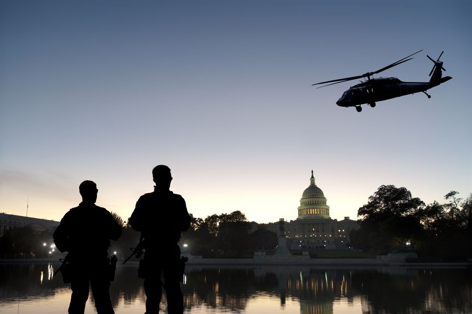 United States Military in Washington, D.C.
