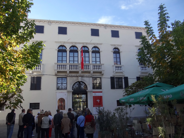 Koper Regional Museum in Koper, Slovenia