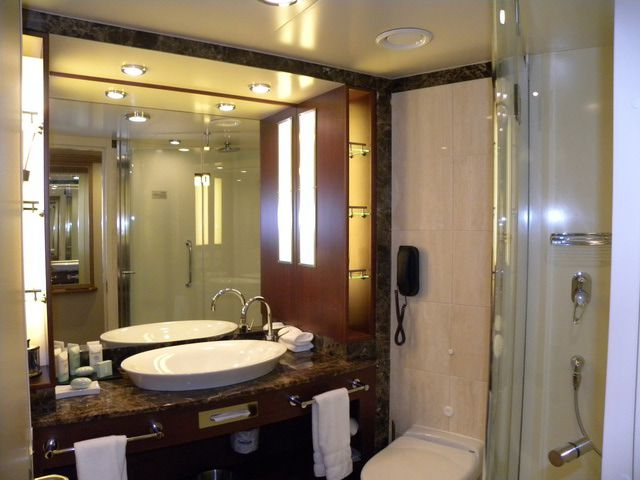 Silversea Silver Spirit Suites And Accommodations