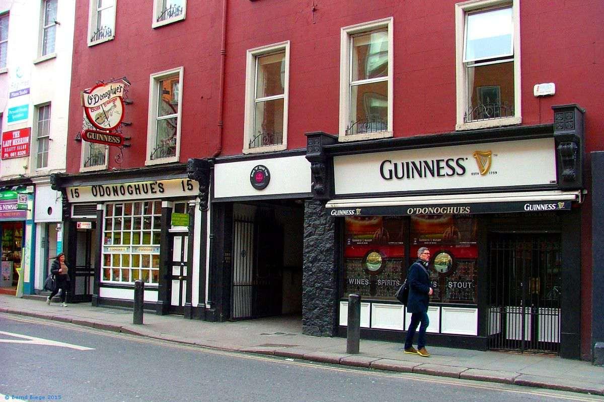 O'Donoghue's