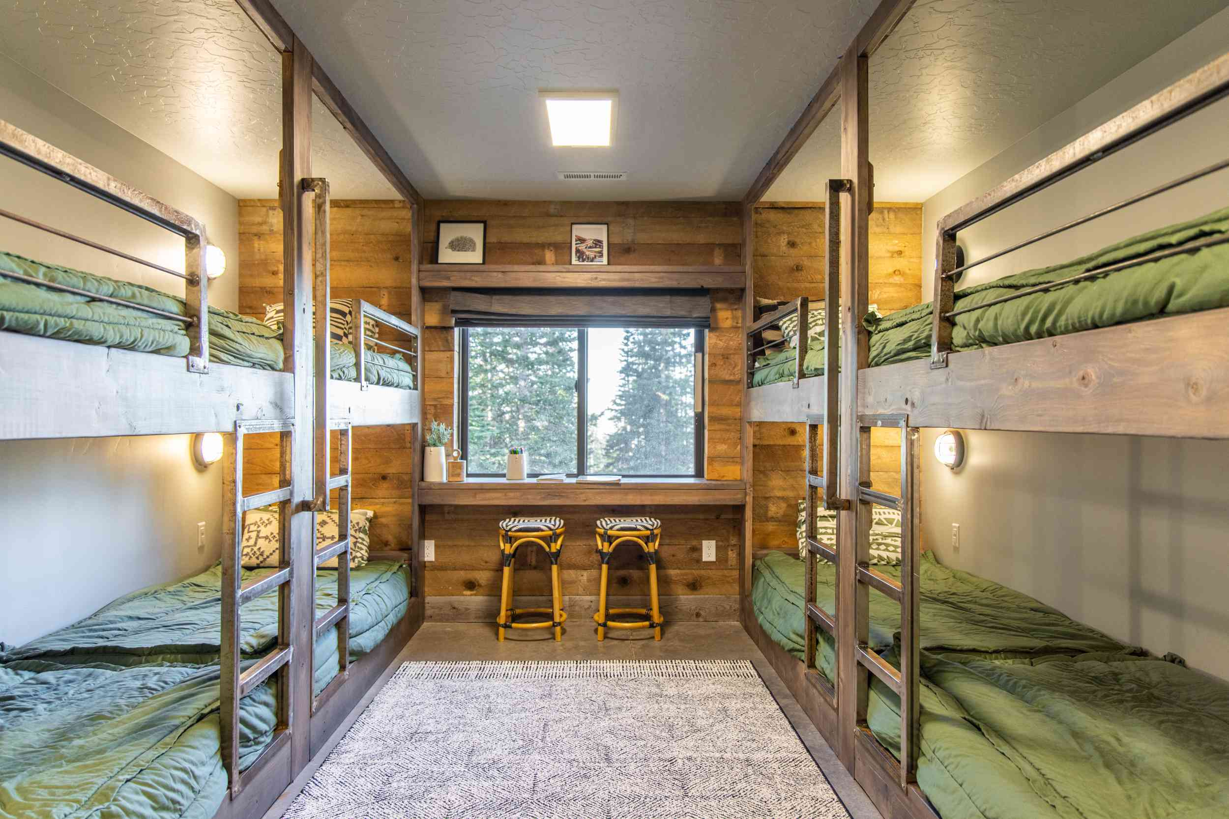 ski cabin at eagle point resort
