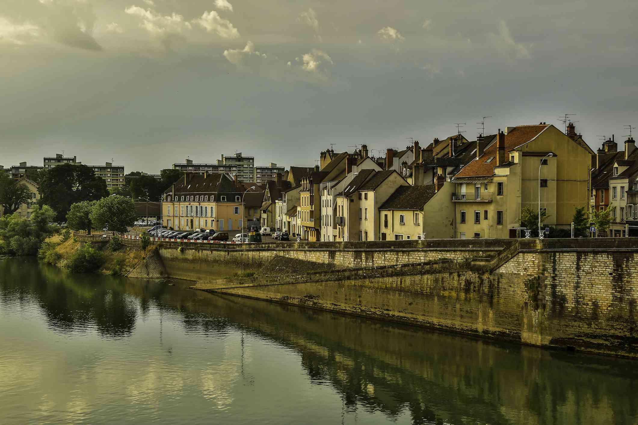 Chalon-sur-Saone, Burgundy, France