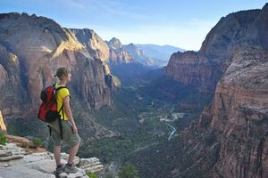 Zion Canyon is a popular destination, easier to access if you manage to stay at a nearby hotel.