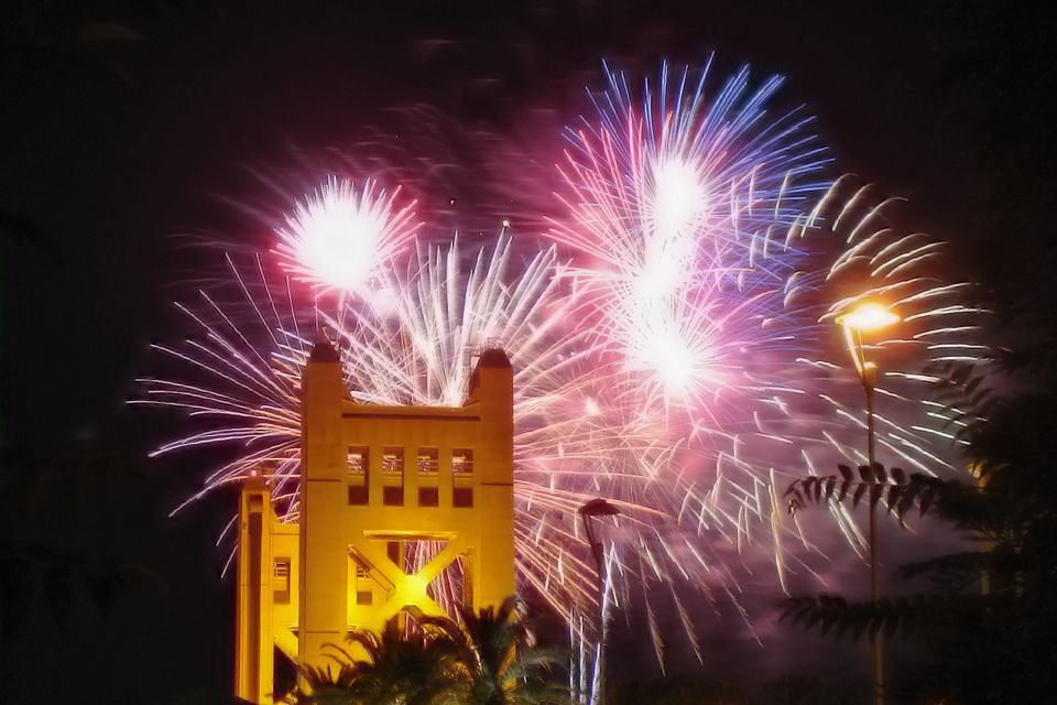 California's Best 4th of July Fireworks and Celebrations