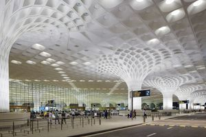 Mumbai airport's terminal 2