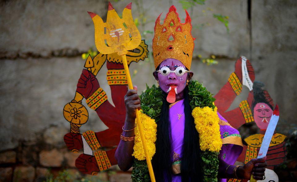 Angalamman Festival, Kaveripattinam, Tamil Nadu