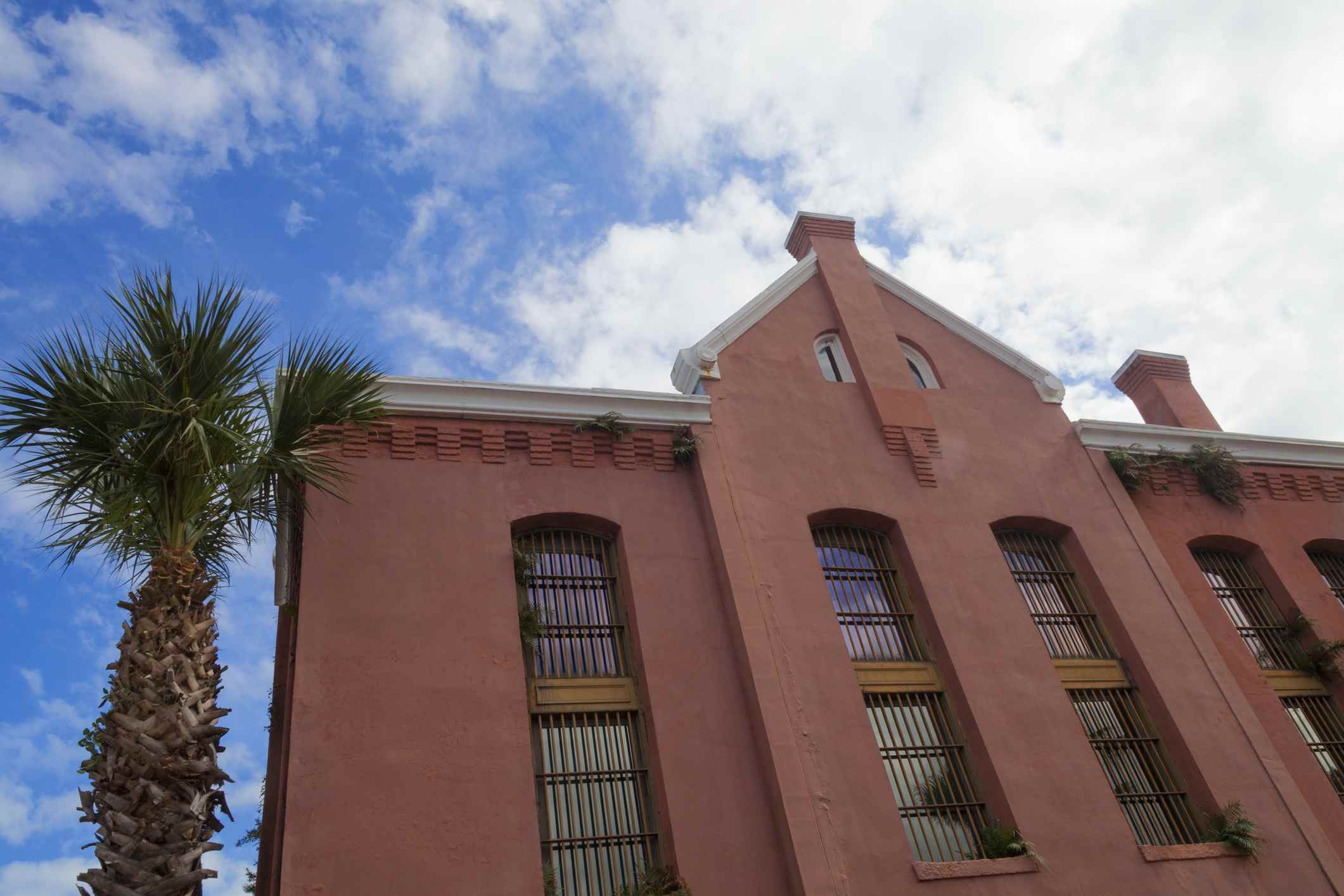 the old jail st. augustine