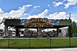 Smither Park entrance