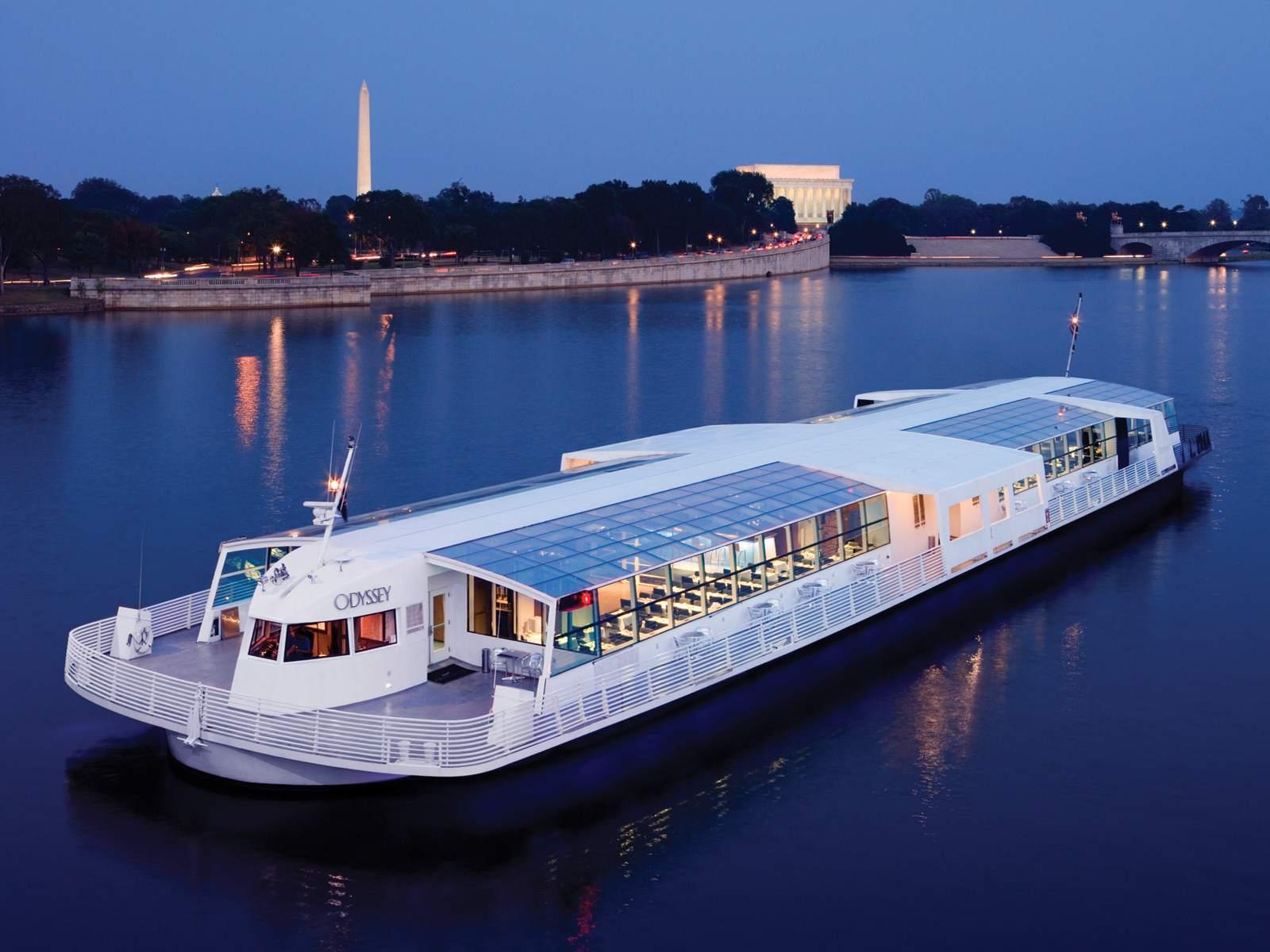 Odyssey on Potomac River