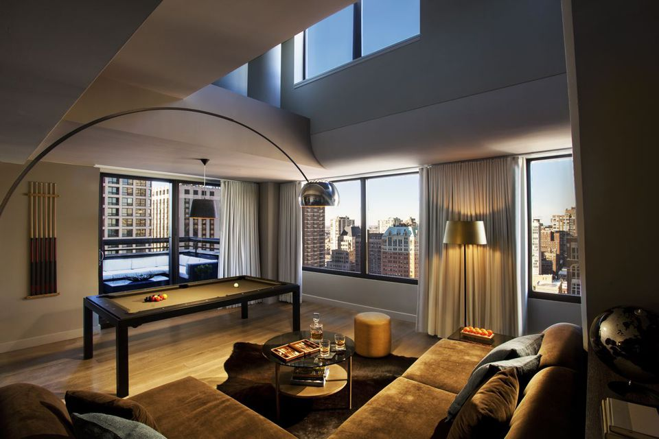 Thompson penthouse chicago