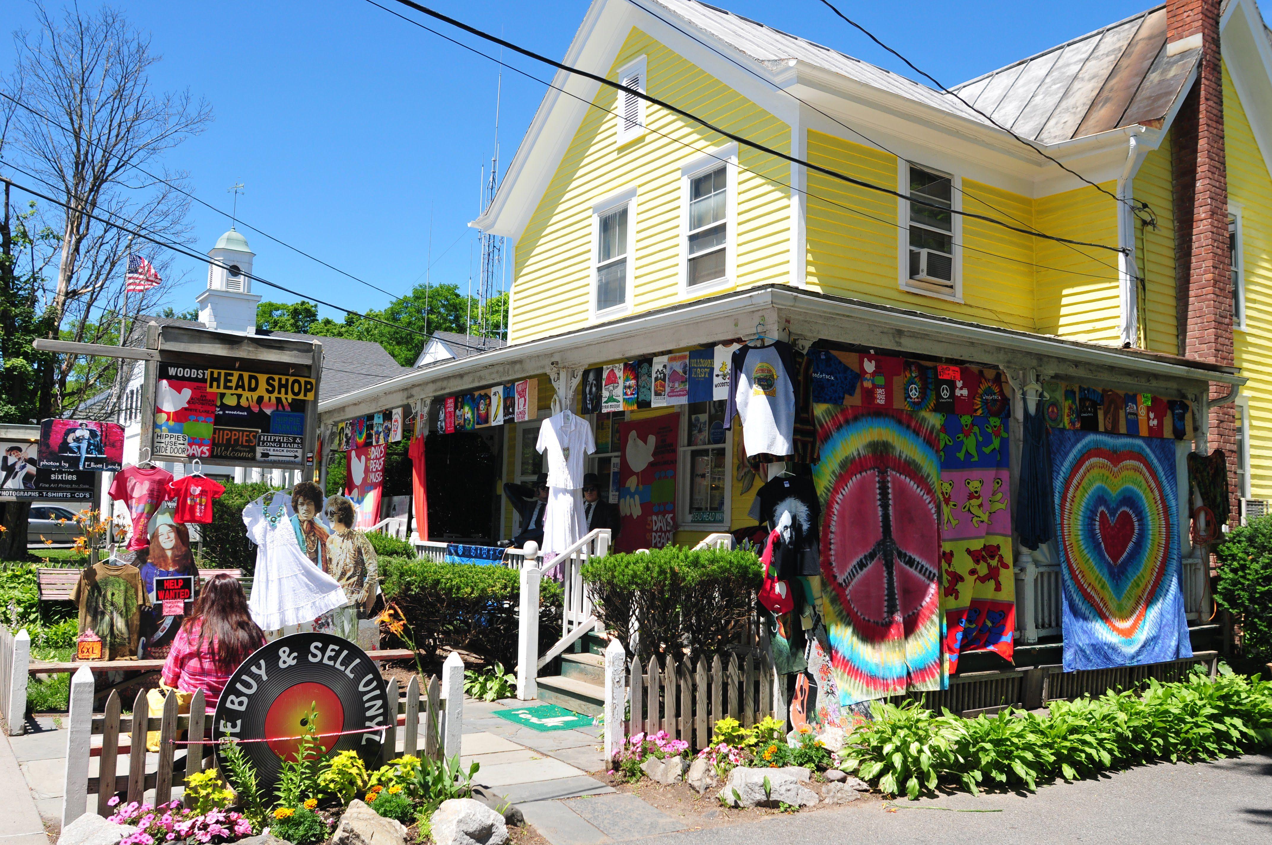 Woodstock new york gay