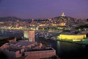 Old Port/Vieux Port, Marseille, France