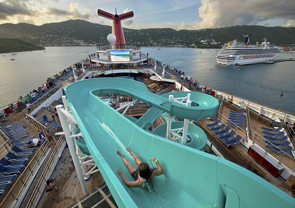 Carnival Freedom Cruise Ship Profile And Tour