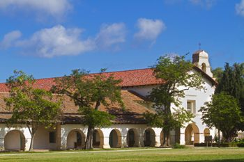 Mission San Fernando: for Visitors and Students