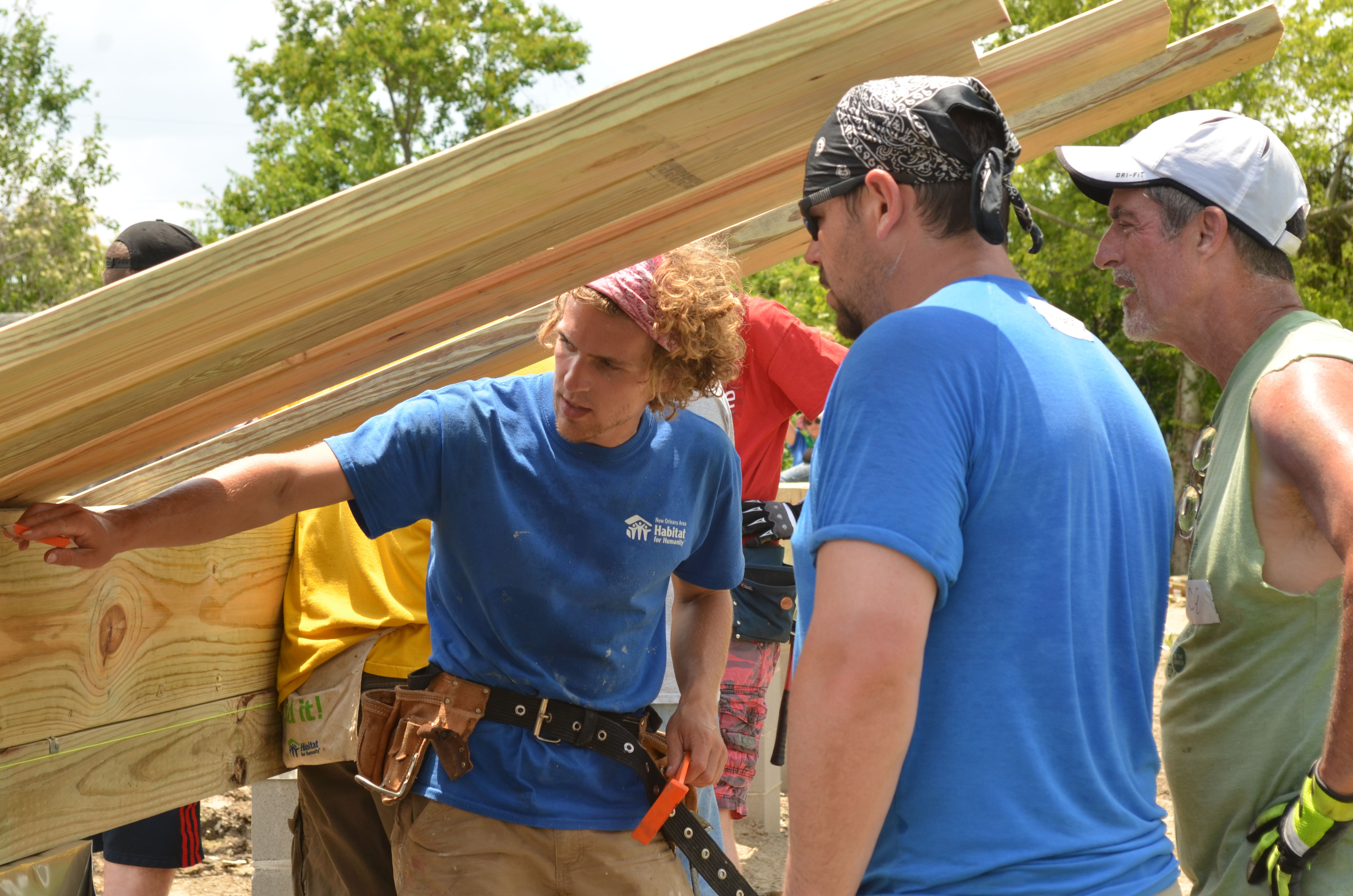 Habitat for Humanity, New Orleans
